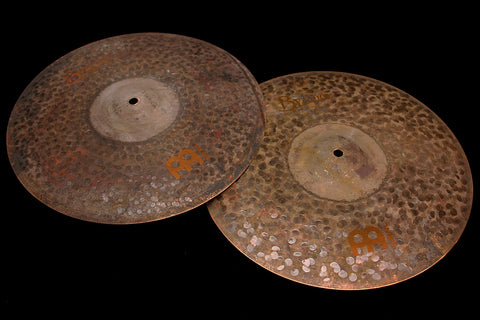 "Meinl Byzance Extra Dry 15"" Medium Thin Hats (855 & 1382g)"
