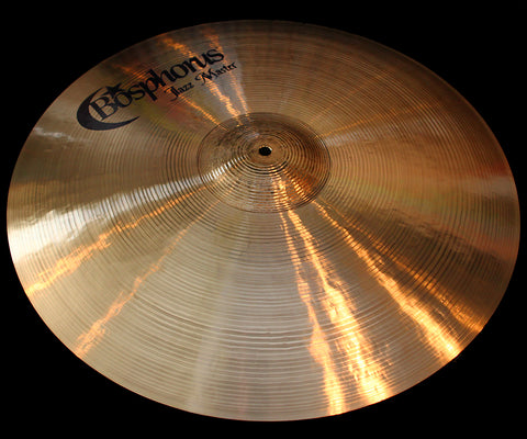 "Bosphorus Jazz Master 21"" Ride (2210g)"