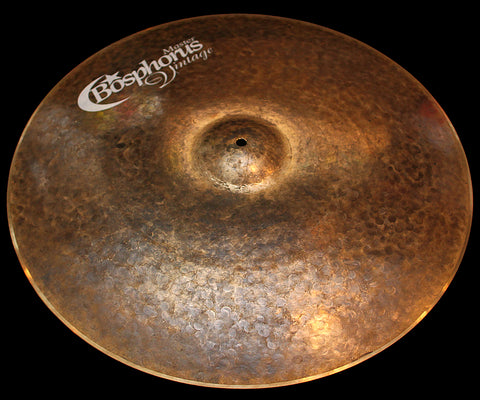 "Bosphorus Master Vintage 22"" Ride (2112g)"