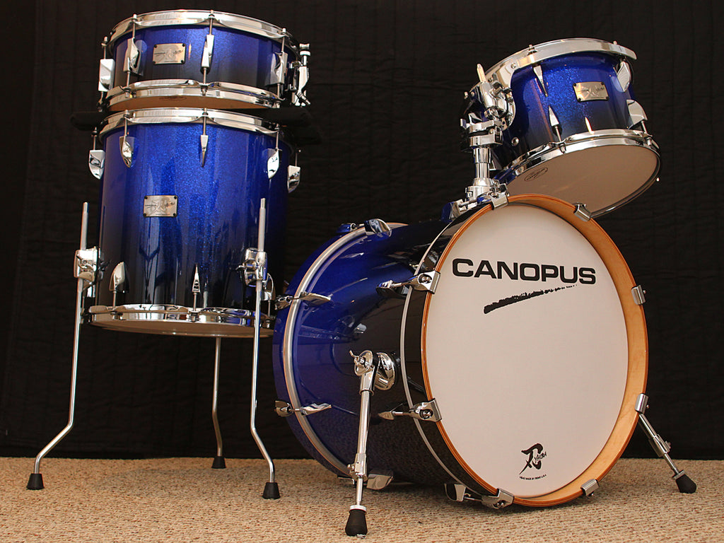 Canopus Yaiba II Limited Edition Bop Kit