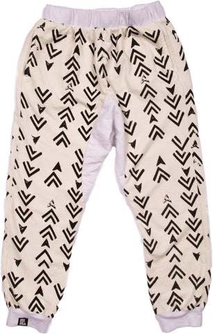 Arrows Drop Crotch Pant by Mini and Maximus