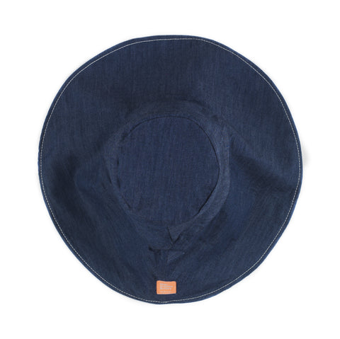 Denim Hat by Little Creative Factory