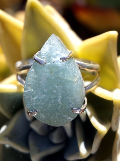 Aquamarine Ring 2