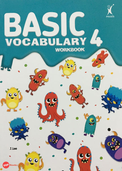 Basic Vocabulary Workbook 4