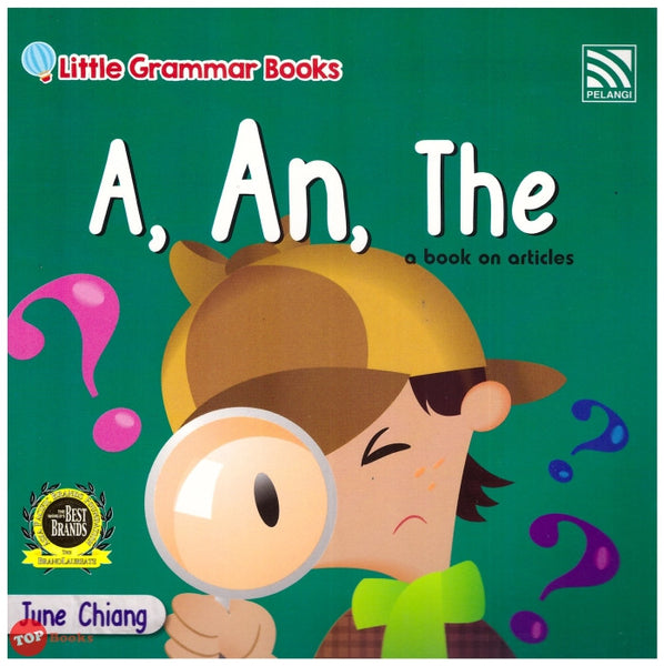 Little Grammar Books A, An, The