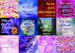 Christian Stickers for Women Series 2
