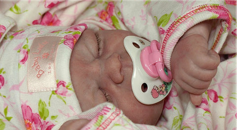 Reborn Believable Babies - Sleeping Baby Girl Sydney - Doll Therapy for People with Alzheimer's