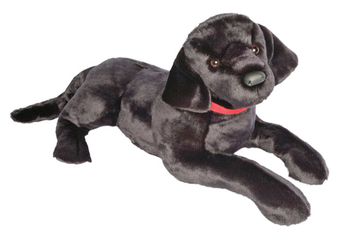 Huge Black Lab Dog for People with Alzheimer's by SPECIAL ORDER (2 weeks delivery)