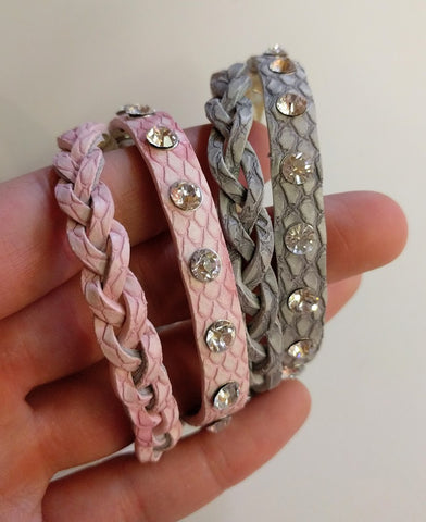 "Miracles by Annelien Coorevits ""Temptation collection"" - Armband Lizzy Pink - Luxedy - 2"