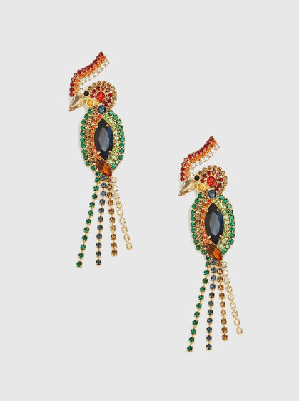 Accessories - BIRD EARRING