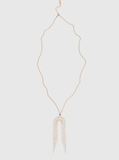 Accessories - CHANDELIER NECKLACE