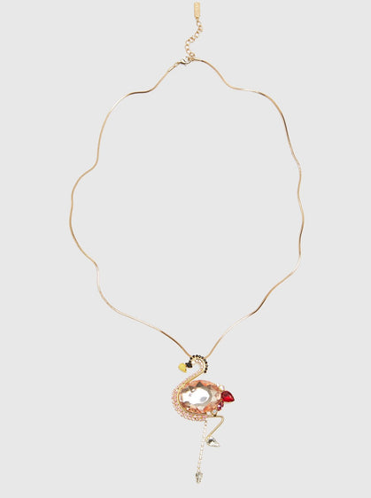 Accessories - FLAMINGO NECKLACE