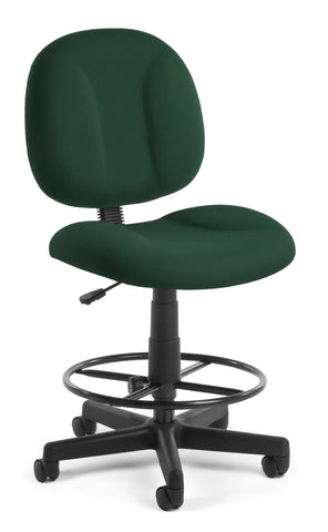 SUPERCHAIR WITH DRAFTING KIT - GREEN