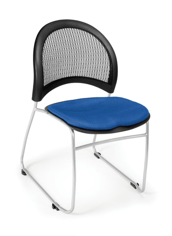 Moon Stack Chair - Royal Blue