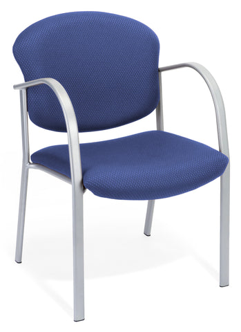 CONTRACT GUEST CHAIR - 84-OCEANBLU