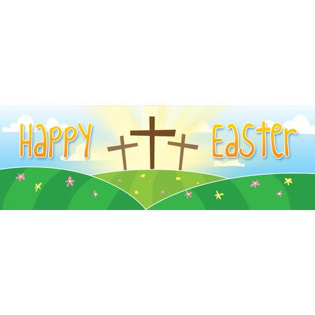 Happy Easter Bookmark
