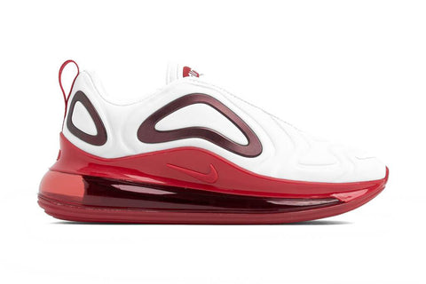 Nike Women's Air Max 720 SE - White/Gym Red