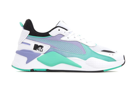 Puma RS-X Tracks MTV Gradient Blaze - Puma White/Sweet Lavender
