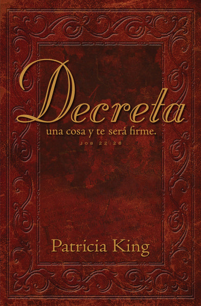 Decreta (Decree 3rd Edition) in Spanish - Book