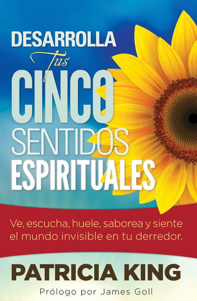 "Developing Your Five Spiritual Senses ""Spanish"" - Book/E-Book"