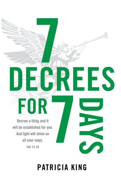 7 Decrees for 7 Days - Book/E-Book