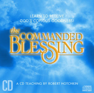The Commanded Blessing - CD/MP3 Download (Audio) by Robert Hotchkin