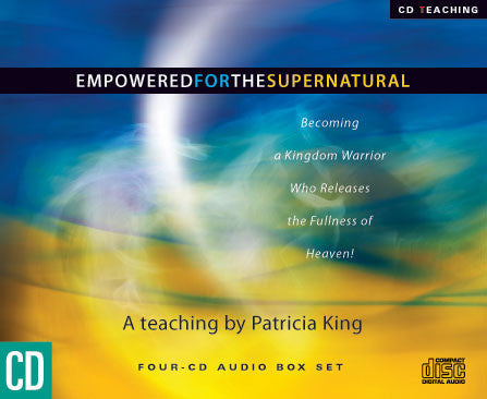 Empowered for the Supernatural - MP3 Download Only by Patricia King