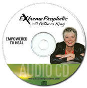 Empowered to Heal   MP3 by Patricia King