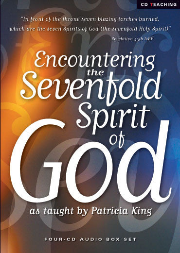 Encountering the Sevenfold Spirit of God - MP3 Download (Audio)