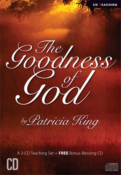 Goodness of God - CD/MP3 Download