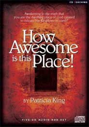 How Awesome Is This Place   MP3 Download by Patricia King