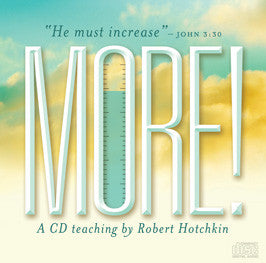 More!  –  CD/MP3 Download by Robert Hotchkin