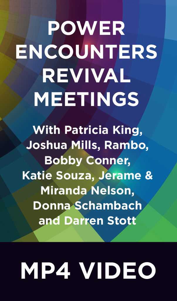 Power Encounters Revivals Meeting USB/Digital Download