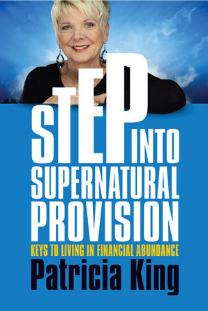 Step into Supernatural Provision - Book
