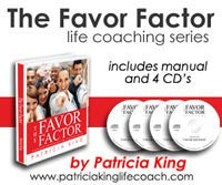 Favor Factor - A Professional Life-Coaching Course - Digital Download