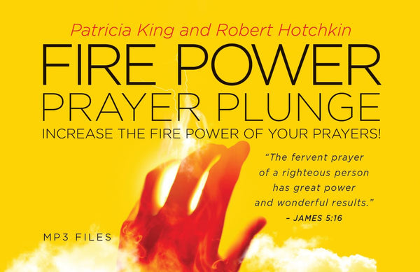 FIRE Power Prayer Plunge - USB
