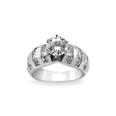 Diamond Engagement Rings Princess