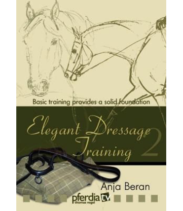 Elegant Dressage Training Pt 2 - Anja Beran