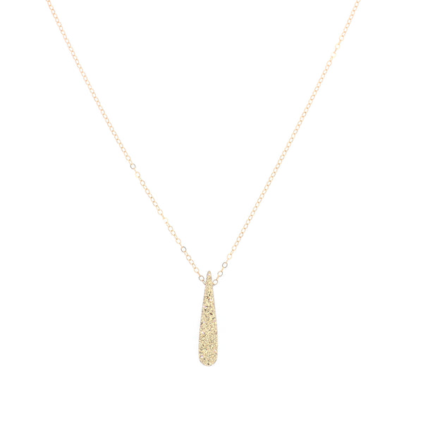 Brenna Necklace in Gold