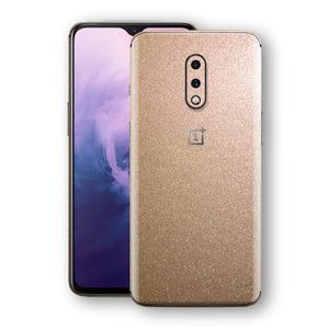 OnePlus 7 Antique Bronze Metallic Skin, Decal, Wrap, Protector, Cover by EasySkinz | EasySkinz.com