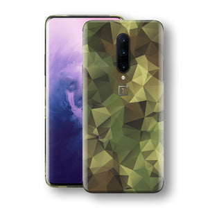 OnePlus 7 PRO Print Custom Signature Camouflage Abstract Skin Wrap Decal by EasySkinz
