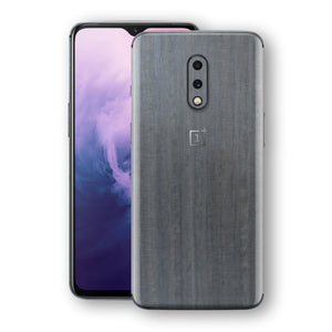 OnePlus 7 Luxuria Fabric Woven Nylon Skin Wrap Decal Protector | EasySkinz