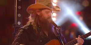 Chris Stapleton Rocks Yet Another Live Performance for the CMT Music Awards