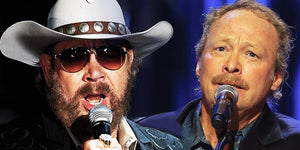 Alan Jackson and Hank Williams Jr. Keep the Crowd Happy Even While Singing the Blues