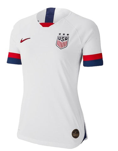 2019 Women's World Cup USA Nike National Team Home Jersey