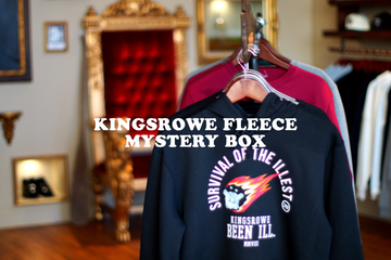 Kingsrowe Fleece Mystery Box (Up to $220 in value)