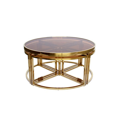 Darcy & Duke | Perugia Nesting Coffee Table