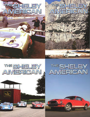 Shelby American Annuals (from 2009)