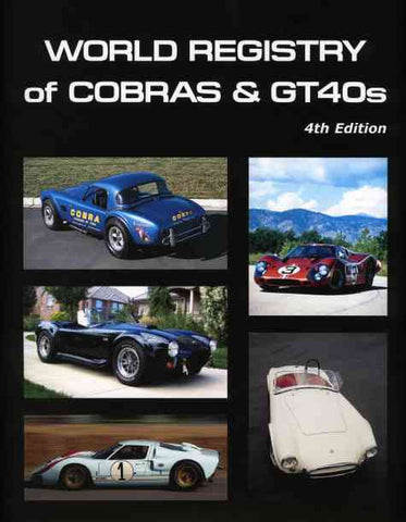 World Registry of Cobras and GT40s