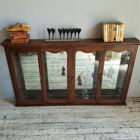 Anglo-Indian Display Cabinet